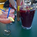 Sangria and Margaritas