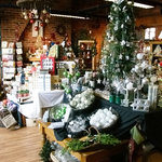 Visit our Christmas Shop in November and December