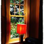 View through the windown