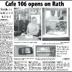 Cafe 106 opens in Ludington