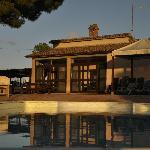 spettacolare tramonto www.casacarlucci.it