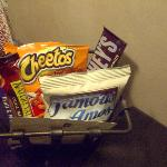 free snacks!