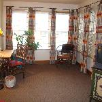 The Finger Lakes Suite Living Room