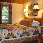 The Finger Lakes Suite King Bedroom