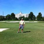Golfing at Ballantyne