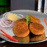 their main kabab shikampuri