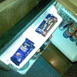 Notice the Cadbury's :)