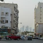 Corniche in Distance