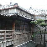 Inside of the ryokan