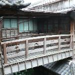 Inside of the ryokan