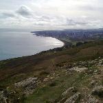 View over Greystones