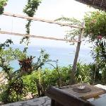View from the Room in Lembongan