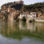 Miravet village & River Ebro