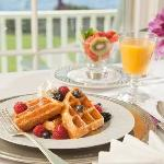 Enjoy Gourmet Breakfasts at our romantic Maine getaway!
