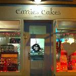 Carries Cakes Storefront