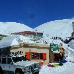 bcharre 'arz lubnan' ski resort