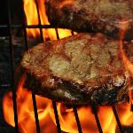 Black Angus Choice steaks