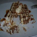Biscuit dessert