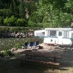 our site on the river