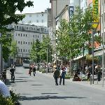 Hindenburgstrasse, Moenchengladbach