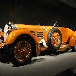 1924 Hispano-Suiza made of Tulipwood