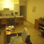 Küche-Aufenthaltsraum