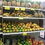 Mana tropical produce