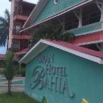 Bahia Hotel where Carlos steakhouse is located