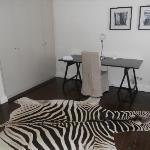 dead zebra!