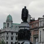 O'Connell Bridge, Dublin.