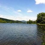 Le Lac Saint Charles, super beau et calme