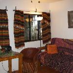 Living Area on Ground Floor