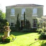 Our lovely B&B in Bath