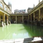 The Roman Baths....so worth seeing!