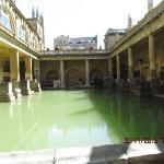 The Roman Baths....so worth seeing!