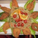 Papaya Salad with Prawns