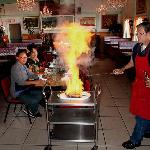 Volcanic Hot Rock Cooking at your table