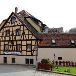 Hotel Schwarzes Lamm, Rothenburg ob der Tauber