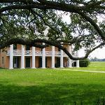 Plantation house at Chalmette battlefield