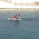 Passing Tightlines on the Destin Harbor