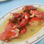 buttermilk crab