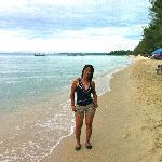 Ortes beach