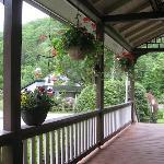 The Front Porch at Cedar Run Inn