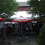 Patio Open daily in good weather