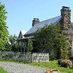historic section of inn