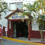 Mercurios entrance