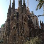 Église la Sagrada Familia