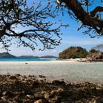 Sandbar of Two Seasons Coron