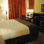 Executive King Room Non Smoking Amenities