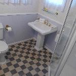 Bathroom in the Garden Suite